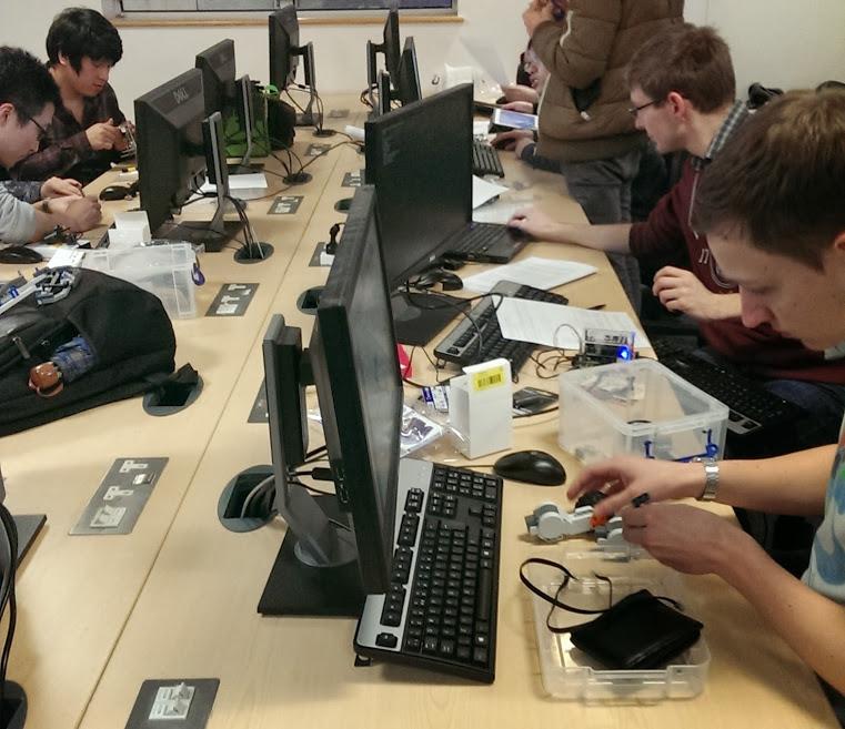 Andrew Davison Robotics Course